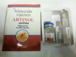 Artesunate Injection, Packaging Type: Vial