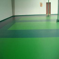 Vinyl Epoxy & PU Floor Screeding