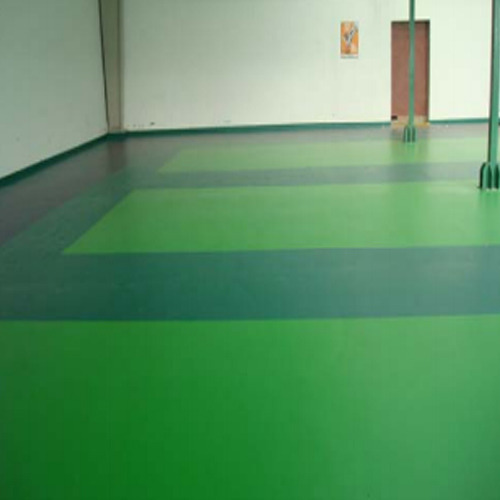 Epoxy & PU Floor Screeding