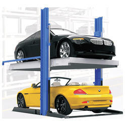 Hydraulic Car Stack Parking System