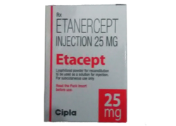 Etacept Etanercept Cipla India