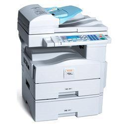 a representation of the looks of a photocopier