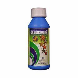 Sulfur 40% SC, Grade: A, Packaging Type: Bottle