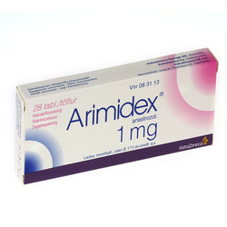 Arimidex 1mg, for Hospital