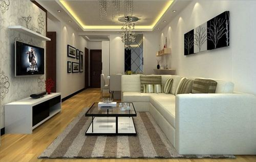 Interior Drawing Room Decoration Service In Sanathnagar Hyderabad