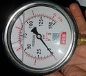 Glecerine Filled Pressure Gauge