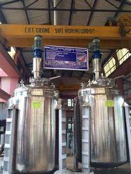 GMP Reactors