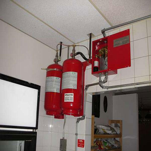 Kitchen Fire Suppression System at Rs 4000 /piece | Gas Suppression ...
