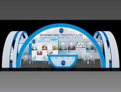 Exhibition Stand for Brand Promotion