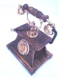 Vintage Maharaja Antique Telephone