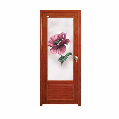 View More · Glass PVC Door