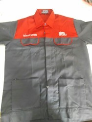 Factory Worker Uniform Shirt