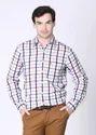 Checkered Formal Shirt