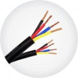 FR PVC Insulated Multicore Cable