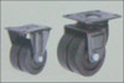 Nylon Derlin Bush Caster Wheels