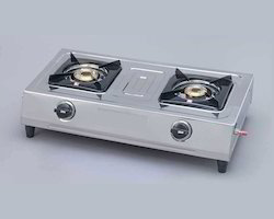 2 Burner High Thermal Efficient LPG Stoves