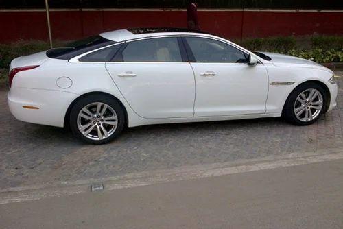 Jaguar XJ 4 Car Rental
