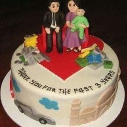 Wedding Anniversary Cake at Rs 3199 Shaadi Ka Cake Siyara Bake