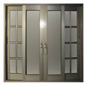 Aluminum - Doors, Windows, Partitions