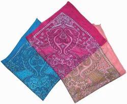 Printed Cotton Square Bandana