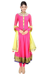 Churidar Anarkali Suit