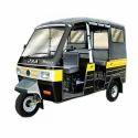 Jsa Diesel Passenger Auto Rickshaw, Seating Capacity: 5+1