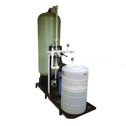 Indian Packaged Up Flow Softeners