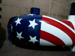 Bullet Painting