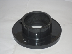 Payal Polypropylene PVC Plastic Flange, Size: 63mm to 160mm