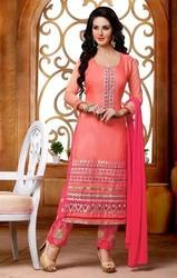 Chiffon And Georgette Party Wear Salwar Kameez