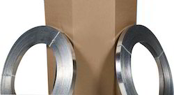 Metal Packing Straps Galvanised, Packaging Type: Rolls
