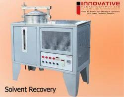 Safe Recovery Distillation System