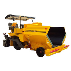 Mechanical Asphalt Paver Finisher