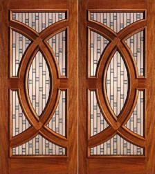 Interior Finished Decorative Wooden Door, For Hotel