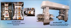 4 Colour Roll to Roll Printing Press Machine