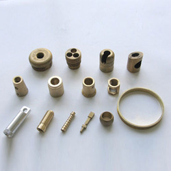 CNC Turned Components