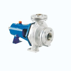 Centrifugal Pump with Open Impeller