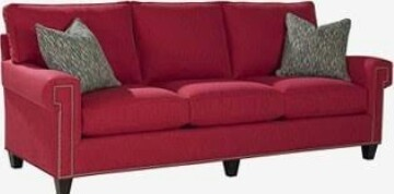 Corduroy And Suede Red Royal 3 2 Pc Sofa, Rs 14000 /piece, Kudla ...