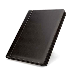Executive Leather Folder, Conference Folder