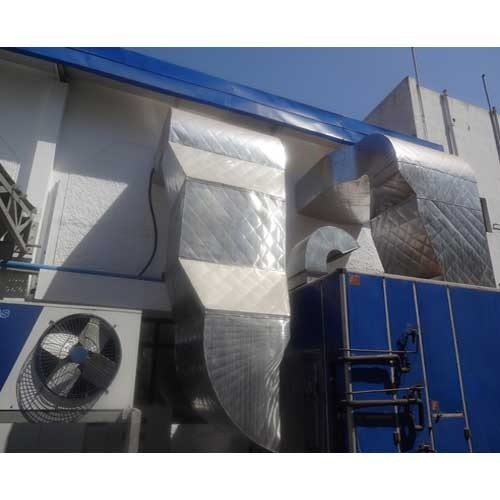 Aluminum Cladding Installation Service - Ans Aircon Engineers, Pune