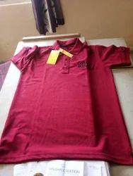 Multicolor Cotton Mens T Shirts
