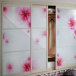 Designer Lacquered Glass