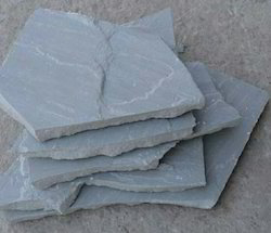 Grey Sandstone Crazy Paving