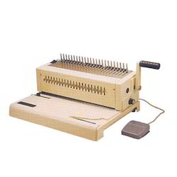 Electric Comb Binders
