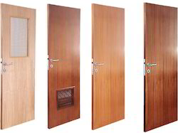 6 Feet Wood Flush Doors, For Home