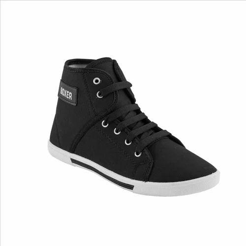 Casual Shoes - Canvas Boxer Shoes