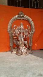 Ashtadasabhuja Durga Mata 36 Panchaloham