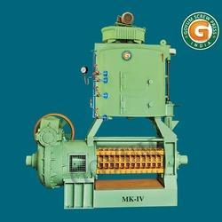 High Capacity Oil Press