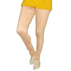 Sundaram Visco Lycra Viscose Lycra Stretchable Plain Legging