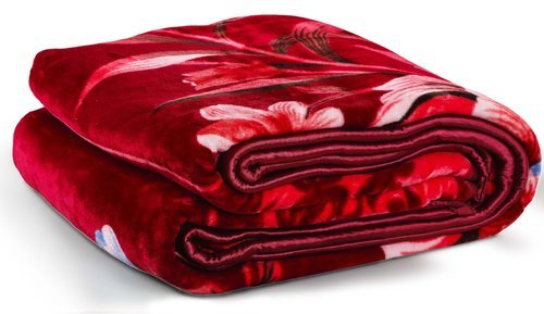 double ply mink blankets at rs 1175 piece printed blankets id